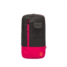 Túi đeo chéo nam thời trang Glado Express GEX002 (màu đen phối đỏ)
