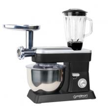 Máy làm bếp đa năng gia đình Midimori kitchen machine, MDMR - 9818 (1200W) - Đen