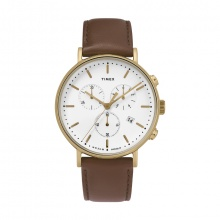 Đồng hồ nam Timex Fairfield Chronograph 41mm - TW2T32300