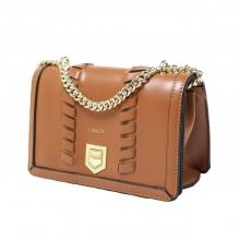 Túi xách nữ Oscar - OCWHBLA025BRW màu nâu