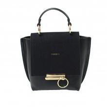 Túi xách nữ Oscar - OCWHBLA026BLK màu đen