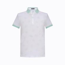 Áo phông nam cổ bẻ tay ngắn Hàn Quốc The Shirts Studio  TV10A2027 GR