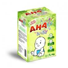 Bột giặt dành riêng cho tã và quần áo trẻ em AHA Baby 1Kg