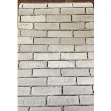 Combo 5m Giấy decal cuộn gạch trắng xám DT110