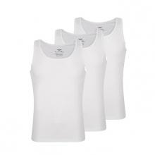 Combo 3 áo lót nam Standardmen SABC 02 - trắng