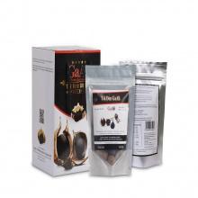 Hộp quà tặng gồm 4 túi tỏi đen cô đơn (4 x 125gram)
