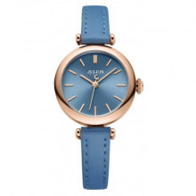 Đồng hồ nữ chính hãng Julius Hàn Quốc JA-1018D Xanh da trời