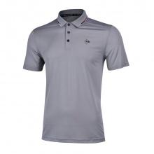 Áo Tennis nam cao cấp Dunlop - DATES9035-1C-GY (Xám)