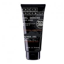 Gel tắm, gội, rửa mặt, tẩy trang nam giới Basic Essentiel 200ML