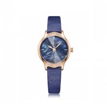 Đồng hồ nữ chính hãng Julius Hàn Quốc JA-1155D (Xanh)