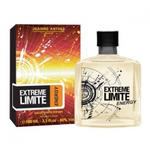 Nước hoa nam Jeanne Arthes Paris Extreme Limite Energy EDT 100ml