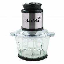 Máy xay thịt đa năng - Hayasa - cối thủy tinh 2.2 lít - Model: HA-381