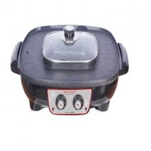 Lẩu điện đa năng vừa nấu lẩu, nướng, chiên, xào...Hayasa. Model: HA-688