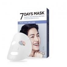 Miếng Mặt nạ tơ tinh chất từ tổ yến biển-thứ 2- Forencos 7Days Swallows Nest Nutrition Silk Mask 25ml
