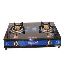 Bếp Gas đôi kính cường lực - Hayasa. Model: HA-8090