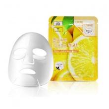 Mặt nạ 3w clinic fresh lemon mask sheet x23ml