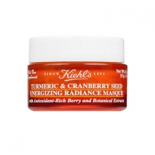 Mặt nạ nghệ kiehls tumeric cranberry seed  energing radiance masque 14 ml