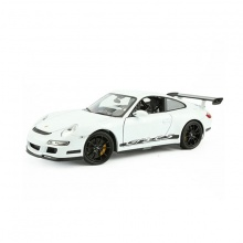 Xe mô hình Welly Porsche 911 CT3 RS 43746CW