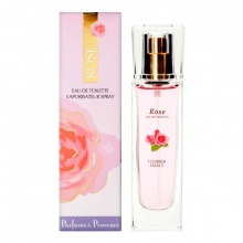 Nước hoa nữ Charrier Parfums Rose Natural Spray EDT 30ml