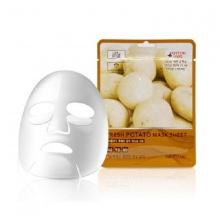 Mặt nạ dưỡng trắng da chiết xuất khoai tây 3w Clinic Fresh Potato Mask Sheet
