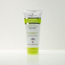 Combo 2 sữa rửa mặt trị mụn Floslek Antibacterial face cleansing gel 200ml - nhập khẩu Balan