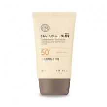 Kem chống nắng làm sáng da Natural Sun Eco Super White Sun Cream SPF50+ PA+++