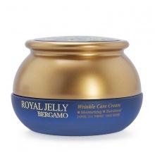 Kem chống nhăn da Bergamo Royal Jelly Cream (50g)