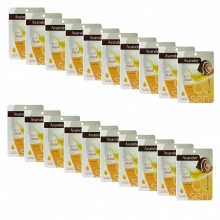 Bộ 20 mặt nạ giấy dưỡng trắng da tinh chất Ốc sên Avander 25g x 20