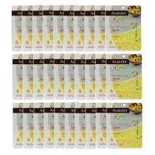 Hộp 30 miếng mặt nạ giấy dưỡng trắng da tinh chất Collagen Avander 25g x 30