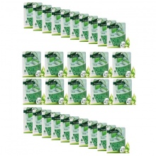 Hộp 30 miếng mặt nạ giấy dưỡng trắng da tinh chất Nha đam Avander 25g x 30