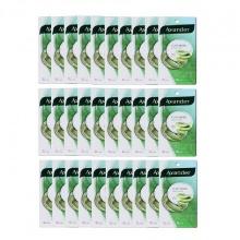 Hộp 30 miếng mặt nạ đất sét Avander Lô Hội  Clay Mask - Aloe Vera 15ml x 30
