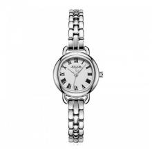 Đồng hồ nữ dây kim loại chính hãng Julius Hàn Quốc JA-1150A Bạc