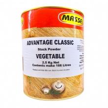 Massel Stock Powder Vegetable 2,5kg - Hạt nêm hương vị rau củ