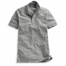 Áo thun nam hoạ tiết mỏ neo phù hợp mọi phong cách Pigofashion  AHT04 màu xám
