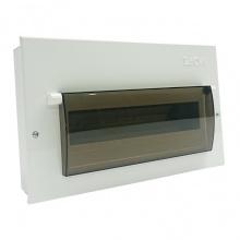 Tủ điện kim loại LiOA dùng cho MCB, MCCB, RCBO chứa 14 aptomat SE14PL