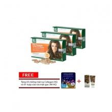 Bộ 03 hộp Hair Formula For Men And Women - ngăn ngừa rụng tóc Tặng 1 tube sữa rửa mặt 3W-CLINIC + 5 miếng mặt nạ Hàn Quốc.
