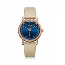 Đồng hồ nữ Julius Hàn Quốc Ja-1012D (xám mặt xanh)