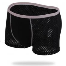Combo 4 quần lót nam 4 màu dáng boxer thoáng khí