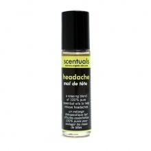 Thanh lăn tinh dầu giảm đau đầu 9ml - Essential oil roll 9ml/HEADACHE