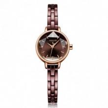 Đồng hồ nữ chính hãng Julius Hàn Quốc JA-1162E nâu