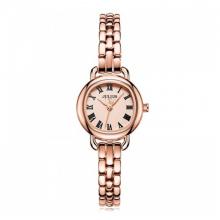 Đồng hồ nữ dây kim loại chính hãng Julius Hàn Quốc JA-1150C đồng