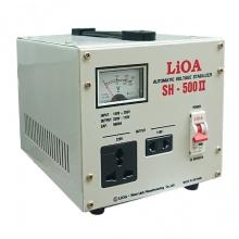 Ổn áp 1 pha LiOA SH-500II