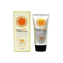 Kem chống nắng 3W Clinic Intensive UV Sunblock Cream SPF 50+ PA+++ 70 ml