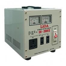 Ổn áp một pha LiOA SH-2000II