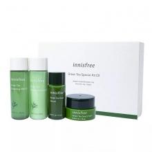 Bộ dưỡng da mini trà xanh Green Tea Special kit EX Innistfree ( 4 sản phẩm )