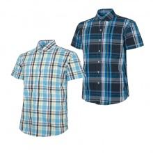 Combo 2 áo sơ mi nam sọc caro Model Fashion cao cấp MSMI2053