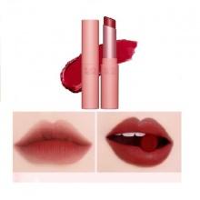 Son thỏi Black Rouge Rose Velvet Lipstick 3,5g # R04 Burgundy Rose – Đỏ rượu.