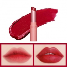 Son thỏi Black Rouge Rose Velvet Lipstick 3,5g #R01 – Lady Rose – đỏ cherry