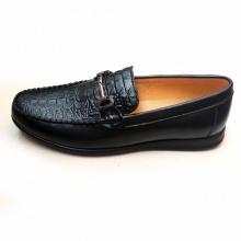 Giày mọi giày lười nam da bò thật chính hãng