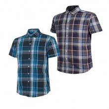 Combo 2 áo sơ mi nam sọc caro Model Fashion cao cấp MSMI2010